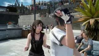 Final Fantasy XV Iris Gameplay ファイナルファンタジー15 イリス ゲームプレイ