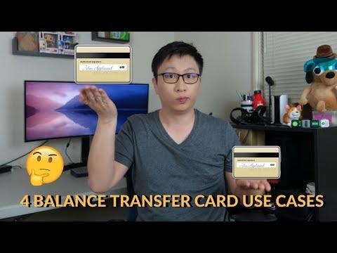 Best Ways to Use Balance Transfer Cards