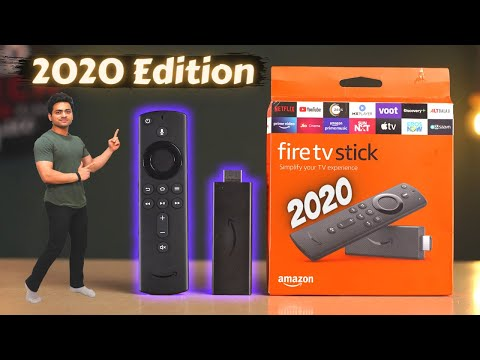 Amazon Fire TV Stick 3rd Gen with Dolby Atmos Unboxing & Review | 2020 Edition