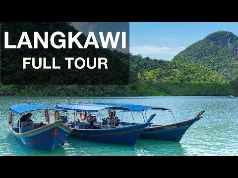 LANGKAWI - FULL TRIP - Heaven In MALAYSIA.