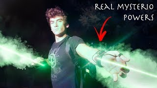 DIY Mysterio Powers In Real Life! - Spider-Man Far From Home (Building Your Ideas)