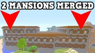 Minecraft Xbox 360 / PS3 - 2 MANSIONS COMBINED TU61 Seed