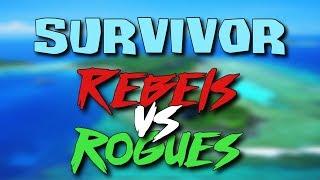 ROBLOX Survivor Longterms: Staffel 1 Rebellen gegen Schurken Intro