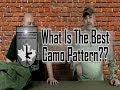 What Is The Best Camo Pattern??