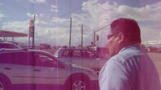 Street preaching at the Navajo Fair