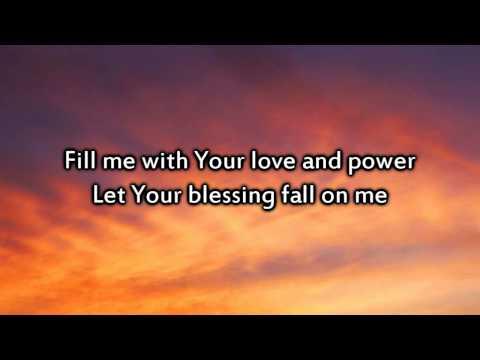 Casting Crowns - I Surrender All (All To Jesus) - Instrumental with lyrics
