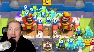 2v2 MADNESS with Subscribers! Clash Royale Summer of 2v2