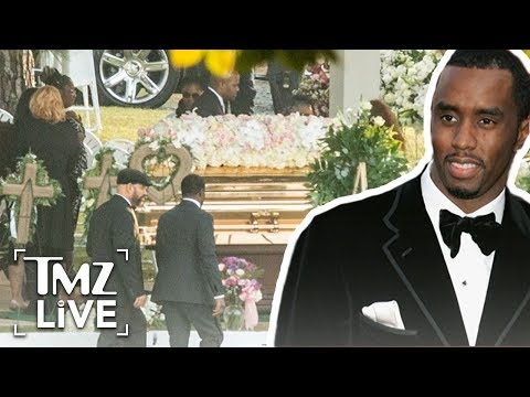 Diddy 's Emotional Kim Porter Eulogy | TMZ Live Mp3