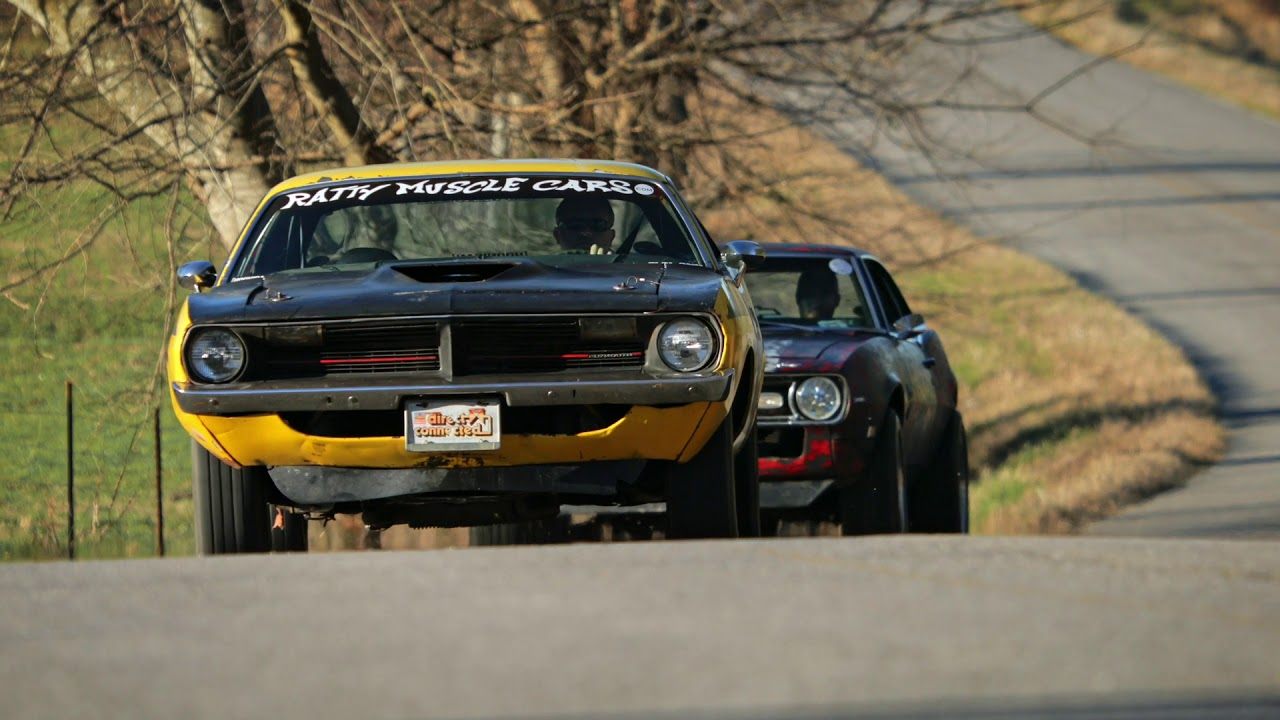 Ratty Muscle Cars - THoM Extra - YouTube