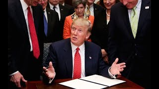 Trump's Hilarious Excuse For Wanting To Veto Russia Sanctions