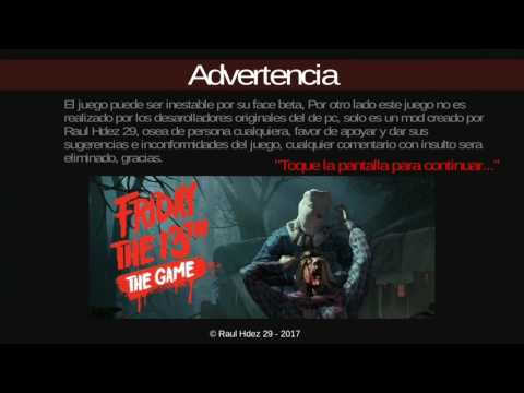 Friday The 13th: The Game Beta Android