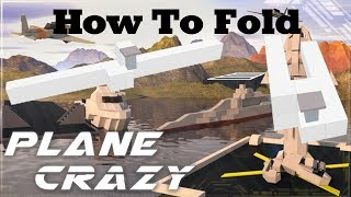 How to Fold on Plane Crazy Roblox