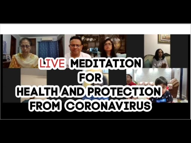 Healing Covid 19 meditation with Affirmations for Protection