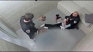 WARNING GRAPHIC: Surveillance Video of Cassandra Feuerstein