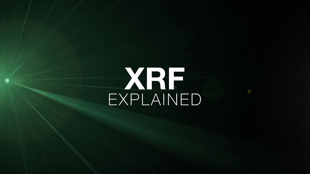 what is x-ray fluorescence  xrf