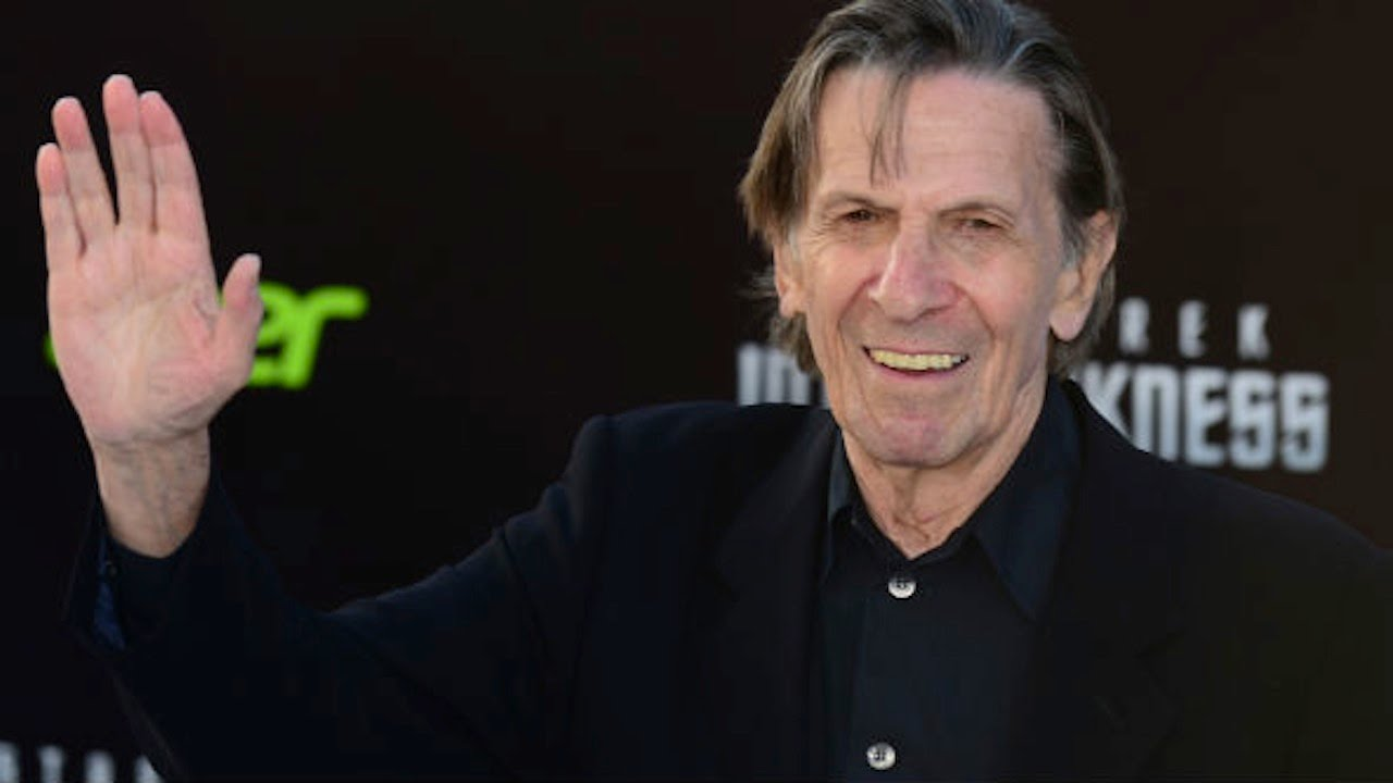 Leonard Nimoy Quotes Leonard Nimoy Dead At 83  Youtube