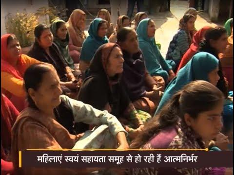 Krishi Darshan - महिलाएं स्वयं सहायता समूह से हो रही हैं आत्मनिर्भर