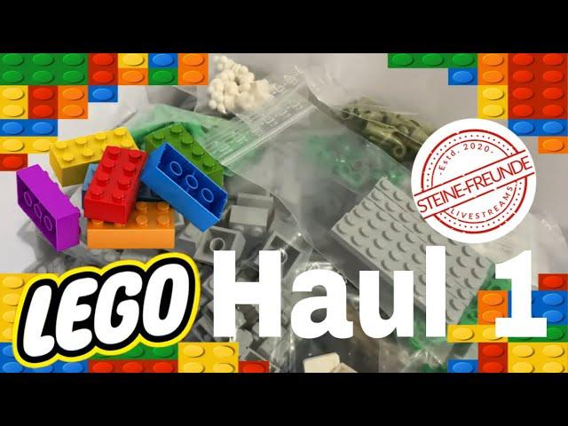 Lego Haul 1/Steine für die Stadt