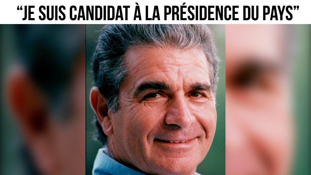 """""""Je suis candidat à la présidence du pays"""" -  L'invité du 2 avril 2021"""