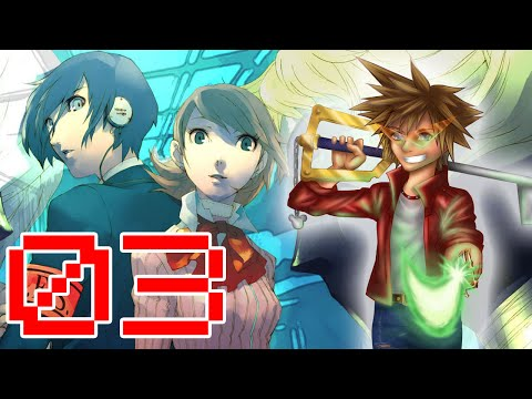 Persona 3 FES - Twitch Stream Series - Part 3 - TARTARUS