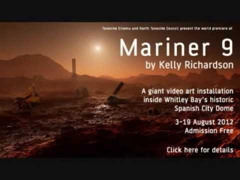 Mariner 9 the Video Art installation