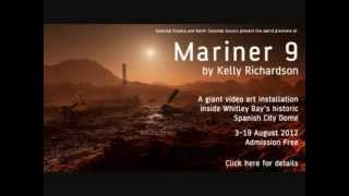 Mariner 9 the Video Art installation