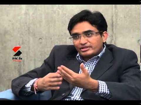 Sandesh News- Interview with Executive Director of Wagh Bakri, Mr.Parag Desai (Part 3)