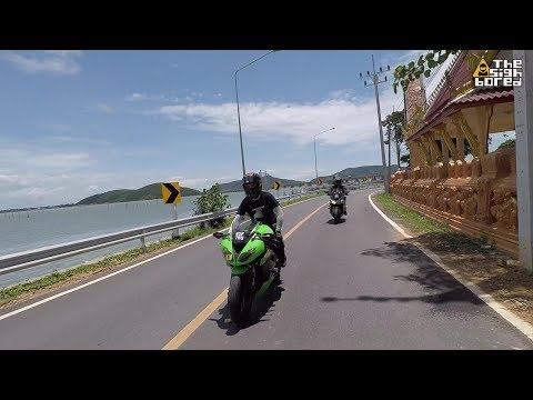 Travel ride: Songkhla, Thailand