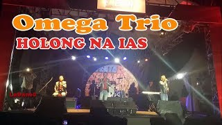 Lagu Batak - OMEGA TRIO - HOLONG NA IAS - Live Konser