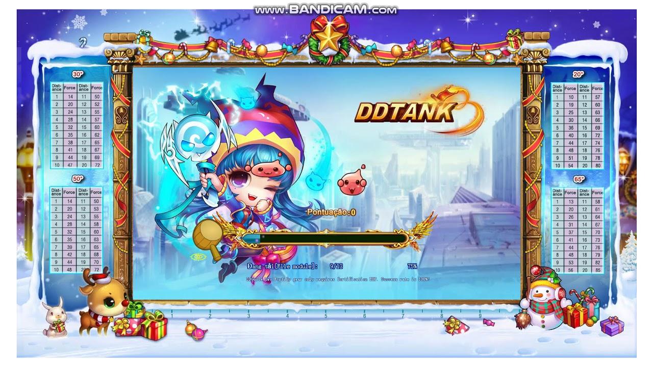 Crazytank/ddtank Private Server