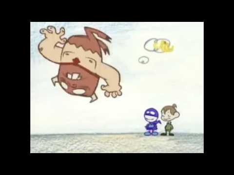 ChalkZone Theme Song but title is replaced with 'nutshack'