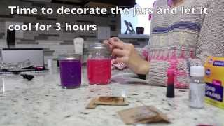 DIY How to make a Gel Air Freshener