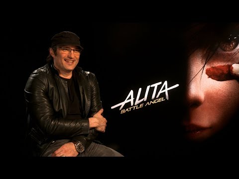 Alita: Battle Angel Interview - Hmv.com Talks To Robert Rodriguez & Jon Landau