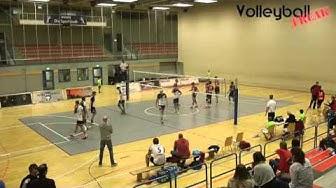 Volleyball Herren 3. Liga West: SSF Fortuna Bonn vs TVA Fischenich