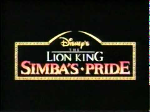 The Lion King II: Simba's Pride trailer
