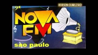 NOVA FM  SÃO PAULO    PROGRAMAÇÃO 1990
