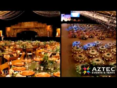 Houston Party Supply Rental Aztec Events Tents