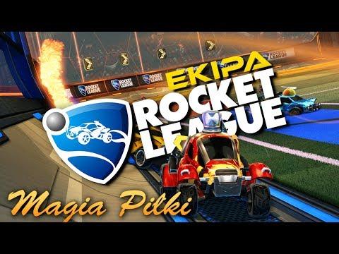 Magia Piłki - EKIPA w ROCKET LEAGUE [PS4]