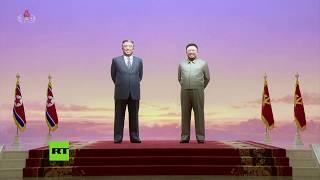 Corea del Norte: Kim Jong-un conmemora el 77 aniversario del nacimiento de su padre