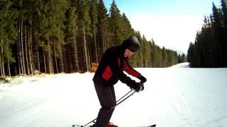 Урок 1. Ужасная Ошибка 96% лыжников. Вы еще точно не знаете правильную стойку на лыжах