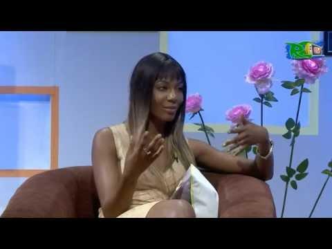 Miss West Africa Nigeria, Rachel on #R2TVBreakfastShow