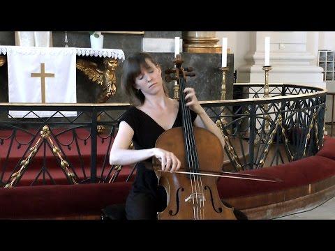 J. S. Bach: C-DÚR SZVIT (BWV 1009) - Rohmann Ditta
