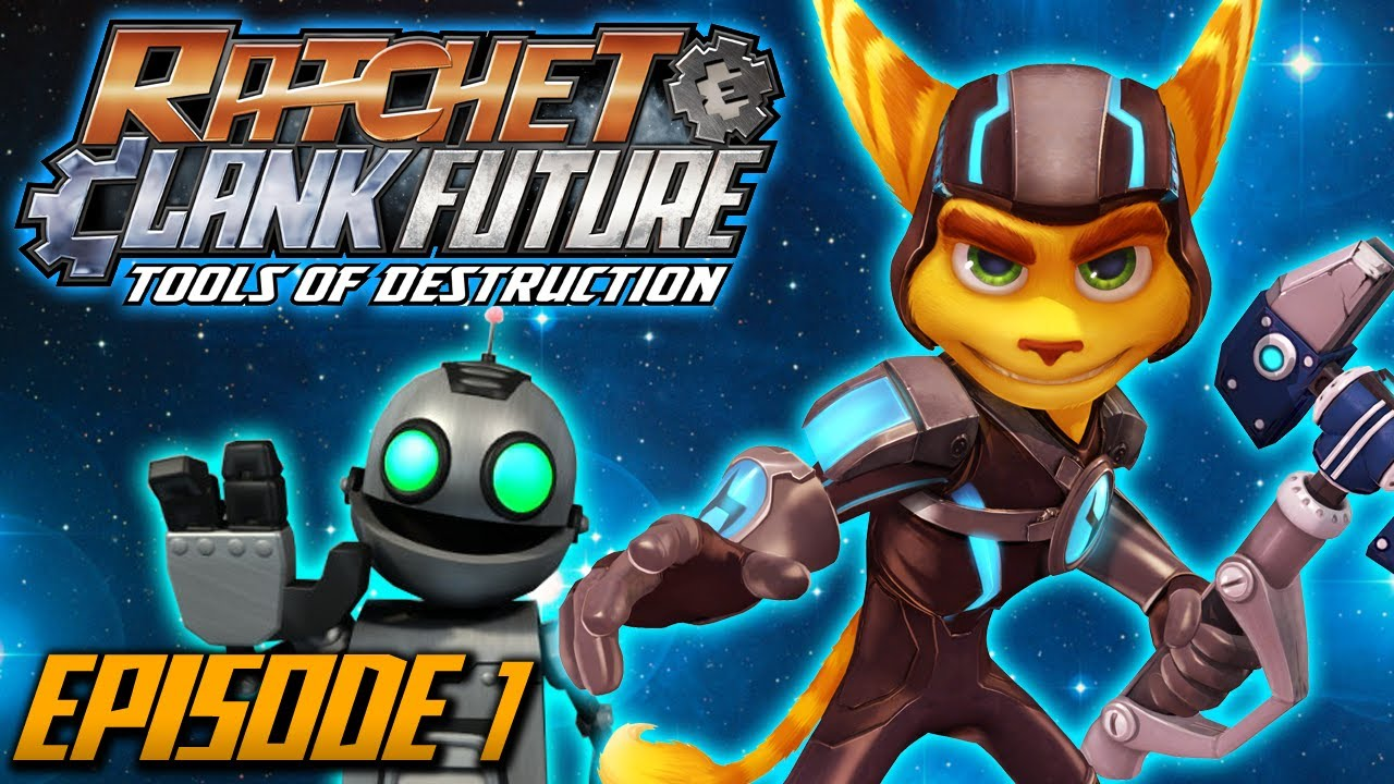 Ratchet And Clank Future Tools Of Destruction Episode 1 Youtube