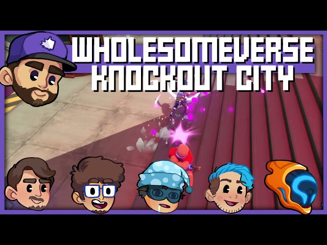 PLAY OF THE YEAR   Knockout City with the WholesomeVerse   4