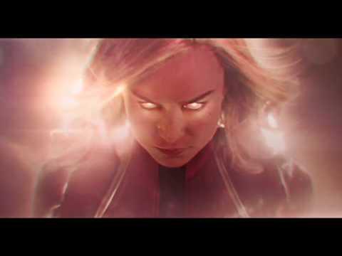 god is a woman | captain marvel/carol danvers