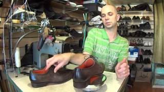 Обувь Santoni. Обувь которая нравится мне. Ремонт обуви.