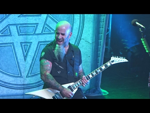 Anthrax  Madhouse   HD@Tivoli Utrecht, the Netherlands, 19 February 2017