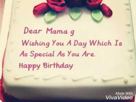 Happy birthday mama g cake images