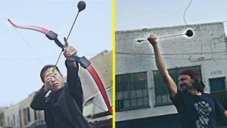 Life Saving Archery Catch