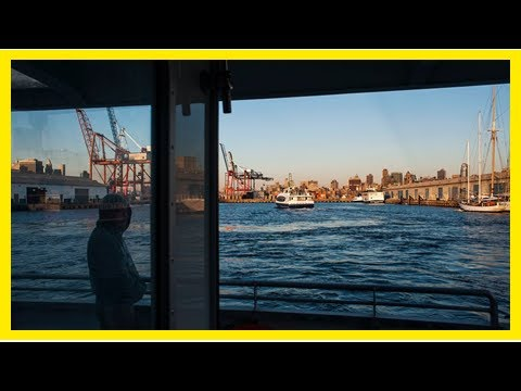 AMERICAN NEWS TODAY – See why new york ferry are very popular